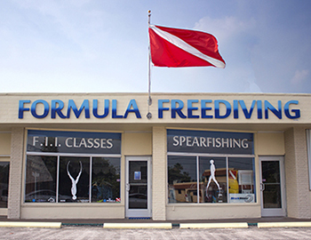 Formula Freediving
